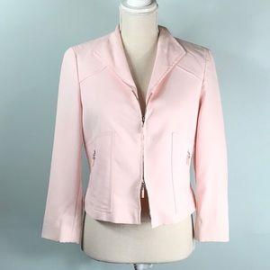 Worth Pink Sporty Blazer